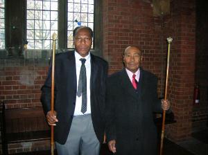 Churchwardens Confirmation 2013