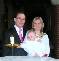 Baptism Henrietta