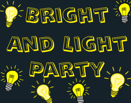 Bright and Light Party