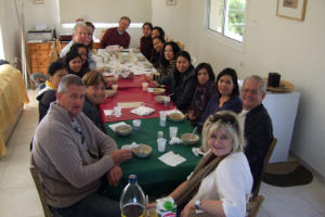 Aplha Course Lunch