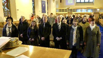 ordination of new elders