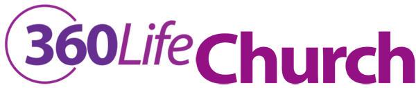 360Life Church logo