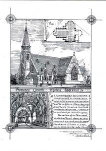 St John's Sparkhill original building appeal