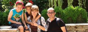 Felipe  Sarah Yanez  children 2012