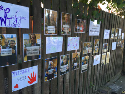 Refugeeswelcome sparkhill pictures