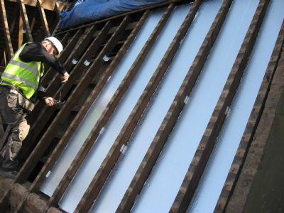 Sparkhill St John's roof week6