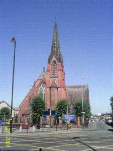 St John's Church Sparkhill today