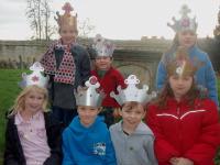 sunday school crowns