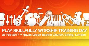 Musicademy Worship Training Day 25th February 2017