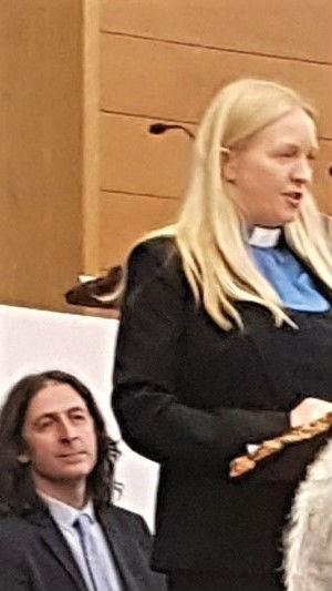 Rev Corrina Heron