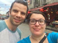 Simon & Elena Boothman