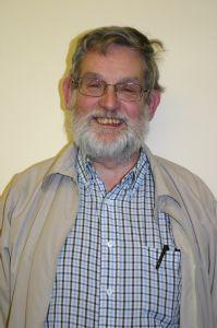 Church Warden Philip Crouch