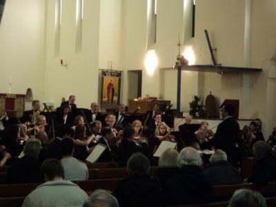 Harrow Symphony Orchestra concert Nov 2012