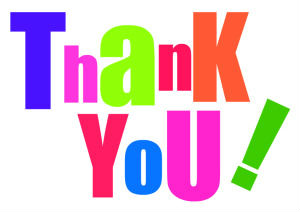 Thank you clipart from  clipartpanda.com