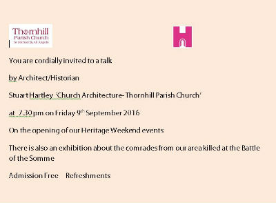 Heritage invite