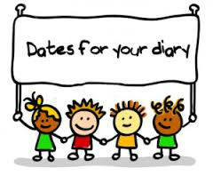 internet search Dates for the Diary