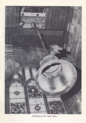 Bells installation3
