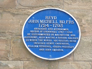 Michel plaque