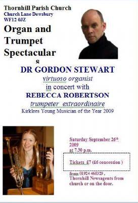 Organ spectacular 2009