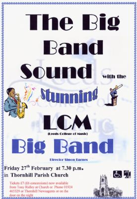 LCM poster