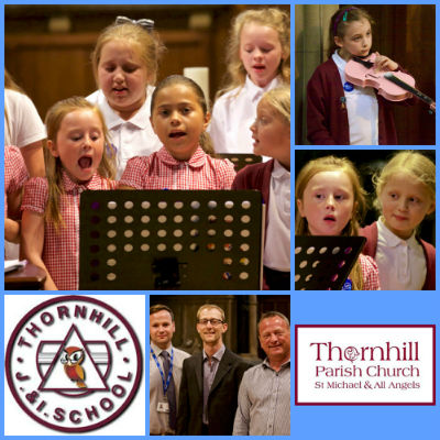 Thornhill J&I Let There be Music concert