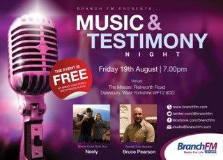 Music&testimony