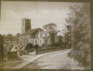 Church Prior to Restoration 1877