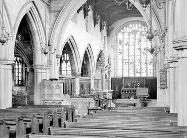 Interior stead 1899