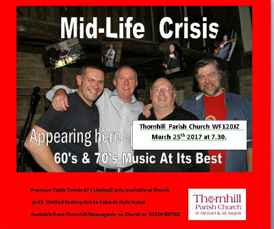 Mid life crisis poster