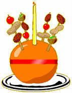 Christingle orange