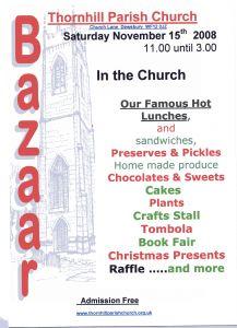 Bazaar 2008 poster
