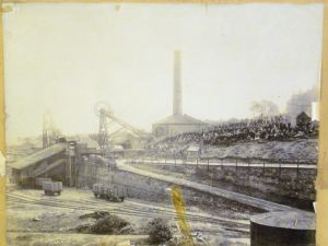 Thornhill Colliery