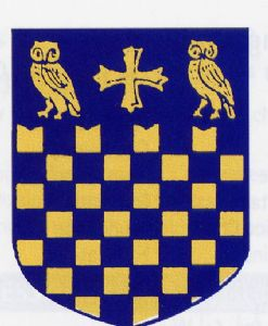 Overthorpe school badge