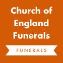 C of E funerals
