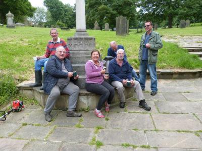 churchyard team