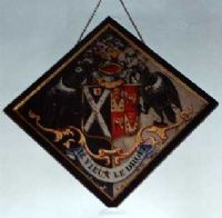 The hatchments