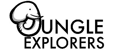 Logo for the Jungle Explorers Summer Holiday Club 2015
