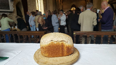 loaf altar