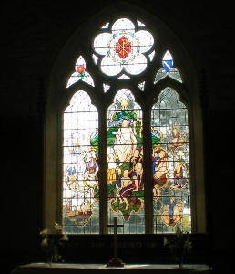 Our East Window