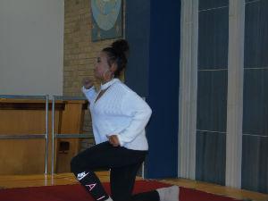 Tialla's choreography