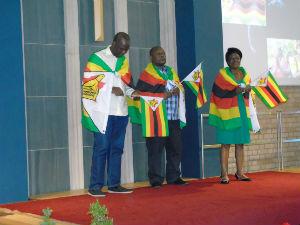 Zimbabwean singers