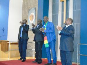 Zimbabwe singers