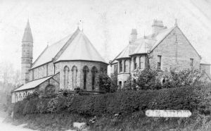 Church and Presbytery early 20th Century