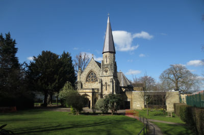 main church image