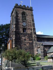 Photograph of the tower