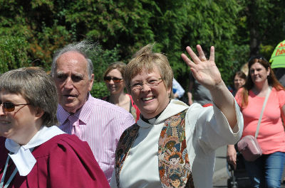 Revd Jane wave