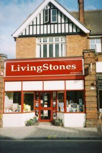 Living Stones Shop Front