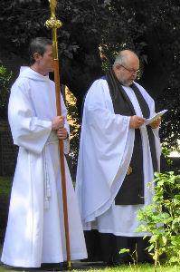 Vicar and Paul