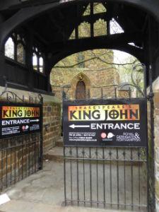 King John gates
