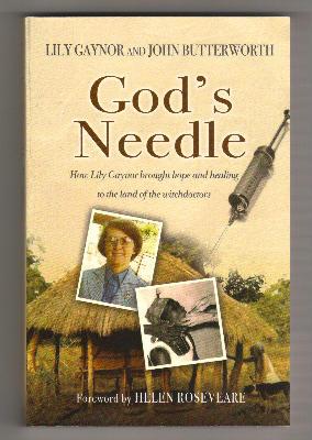 Gods Needle. LG BookCover